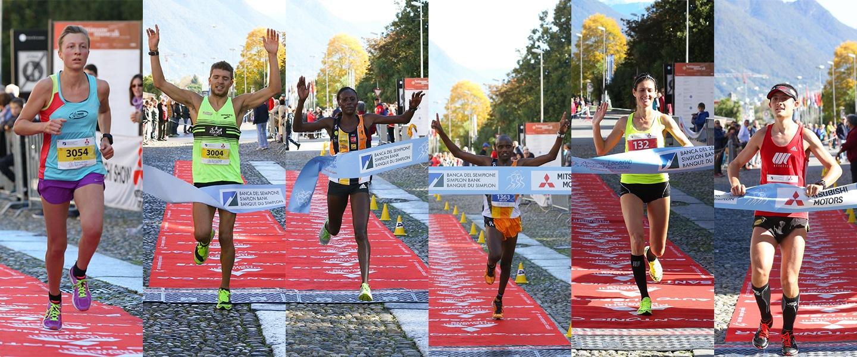 Vincitori Ascona-Locarno Marathon 2016