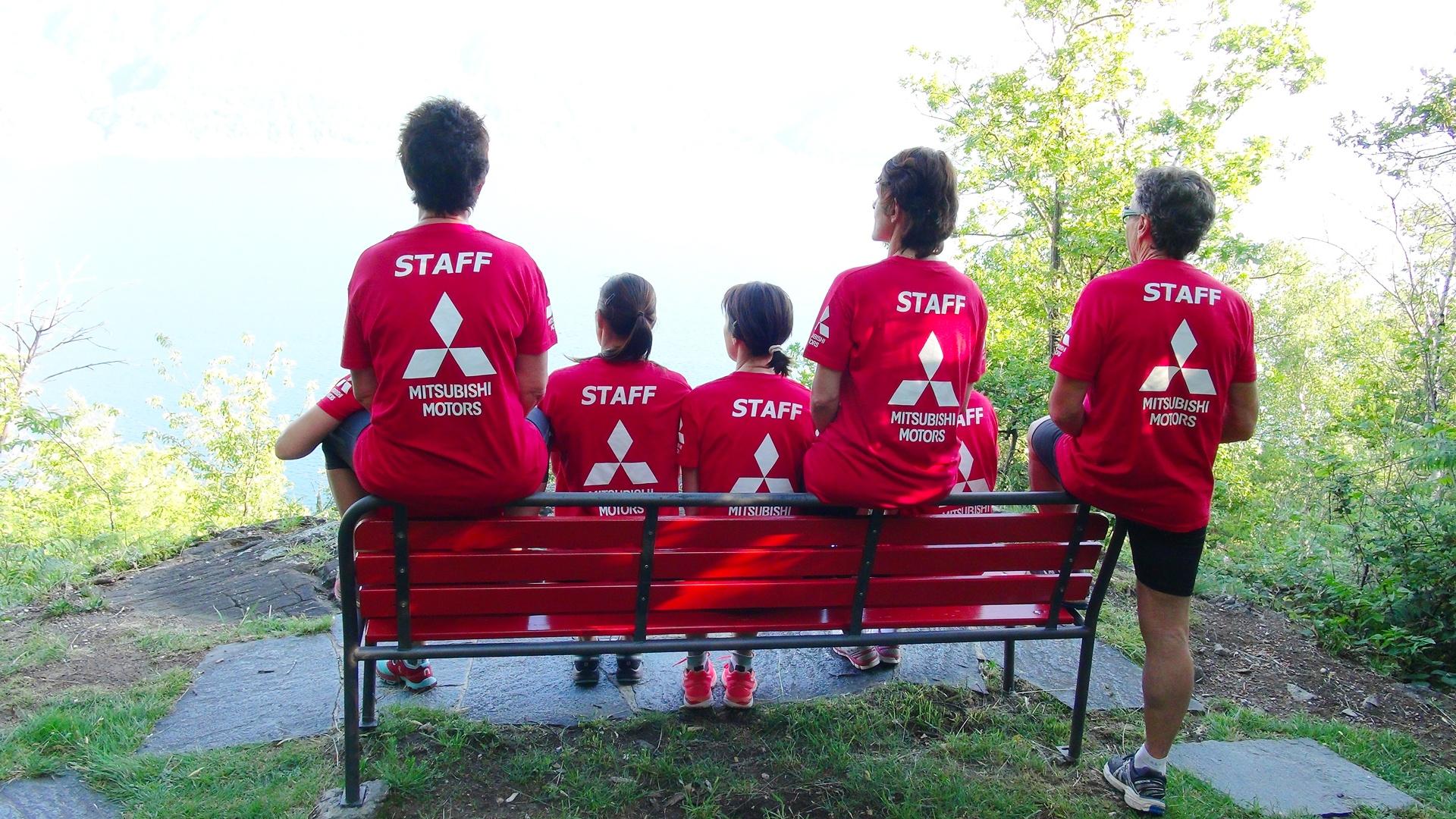 Team Run Mitsubishi